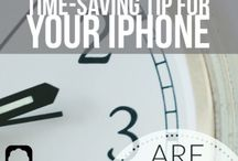 iPhone Productivity / Learn hacks and tips to make the most of your iPhone for your business and your life.