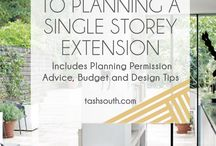 Renovations and Extensions / Major renovations and extensions can be challenging. Find guides, tips and inspiration here.