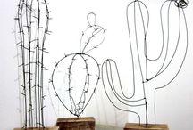 wire/line art
