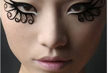 * Different Make up Trends * / I think, make up is an art.But, your skin can be damaged because of make-up, we have to be careful our skin care and we should use natural care products via http://arganrainproducts.com/