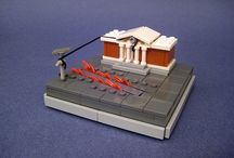 Itty Bitty LEGO Versions of Famous Sci-Fi Flicks
