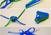 hawaiian ribbon lei