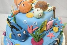 Decorated Cakes / by Tammy Milburn