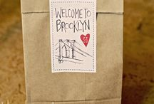 Welcome Bags / by Patricia Snodgrass