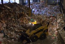What is a recycle center?