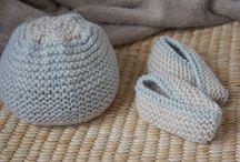 Les petits modèles du Hibou / Des tutos tricot