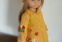 vêtements poupée chérie