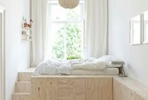 Small apartmens / Interors and inspirations for small spaces