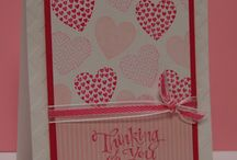 Stampin up a storm / by Monique Stotts