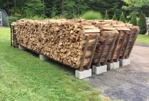 Aranjare lemne