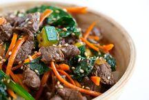 Korean best food