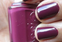 Fall Plum in Love / Celebrating the most delicious color of them all...plum.