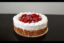 Beautiful pastry