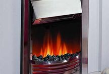 Dimplex Fires / A selection of freestanding, inset and wall mounted Dimplex heaters, all available online from Trading Depot http://goo.gl/V5lUJ2
