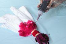 tye dye / by Margaret Arisco Williams