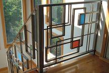 mondrian escada