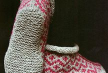 Knit for the legs and feet / by Diesel
