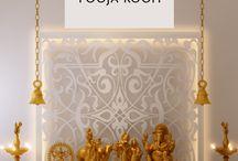 Interiors- Pooja room
