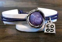 Pulseras / La nueva colección de Pulseras Coco Meneses están llenas de color y vida.