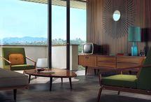 Sixties Interior Design