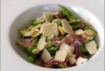 Salades / Recettes salades composées