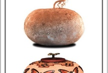 Gourds / Decorating with gourds can be fun! / by Kathie Spargo