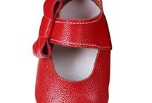 Βρεφικά παπούτσια για κορίτσια