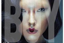 "★ Press Brigade Mondaine in OOB Magazine ★ / ★ ★ ★ Brigade Mondaine press in OOB mag ★ ★ ★  "" PAMPELISKA "" by Nadia Wicker Model: Alexia Giordano Stylism: Brigade Mondaine"