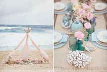 Styled Wedding Shoot Ideas ( ruffled, pinks and pastels)