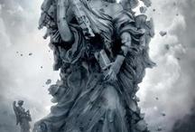 Ангел на плечо