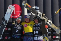 Raceboard / Snowboard Race