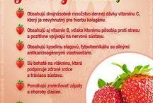 ucinky zeleniny a ovoce .