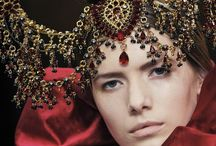 Excellent hats and headdress / People wear hat or hairdresser Always charming and full of mystery. / by Fang-Yao Lu