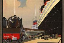 scheepvaart posters