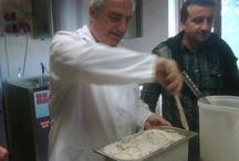 A scuola di gelato artigianale / I corsi di gelato artigianale organizzati dall'Associazione Gelato Artigianale Festival. Agugliano (an), Italy