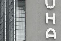 A 20. század első fele (Bauhaus, Wiener Werkstatte)