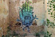 street art / by Leslie bessler