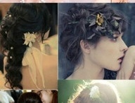 Wed Hair ideas / by Victoria Gaccione
