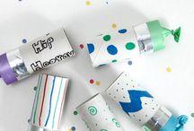 DIY: Toilet Paper Rolls