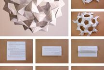Papper och lampor
