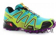 Les chaussures de trail