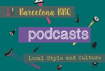 Barcelona BBQ Podcast / Monthly podcasts discussing the gastronomic culture of Barcelona, the European Capital of Barbecue, with your host and founder of Barcelona BBQ, Brian Heinen.  Each episode, Brian invites culinary aficionados and guest personalities to discuss the gastronomic tradition, style and culture of the Barcelona food and barbecue scene.  As well, share in the sounds and feel of the unique culinary locations we will explore together.