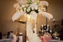 It's in the Details / From my fall art deco inspired wedding <3