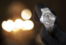 #BaselWorld 2012 / The Baselworld show, in Basel, Switzerland, features luxury watches and jewellery presented by 1,892 exhibitors from 45 countries. It runs from March 8 to March 15, 2012.