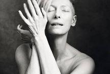 Tilda Swinton - ideal women
