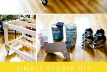 meubles en palette