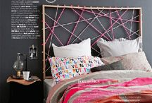 paint everything in chalkboard paint!