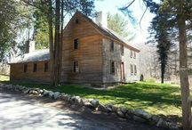 Historical Log Homes