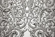 Art Ref - ink close up