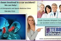 South Charlotte Whiplash Center | Chiropractor in Charlotte NC | Tebby Clinic